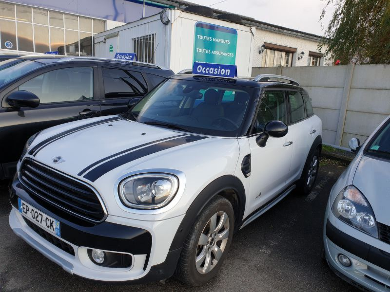 Mini countryman f60